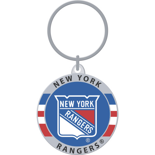 NHL New York Rangers Key Chain