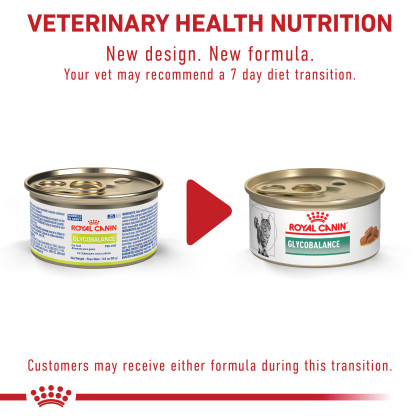 Royal Canin Veterinary Diet Feline Glycobalance Canned Cat Food