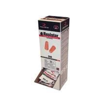 Radians Resistor® 32 Disposable Foam Earplugs - 4 Pack of 50 Pair Bags Uncorded