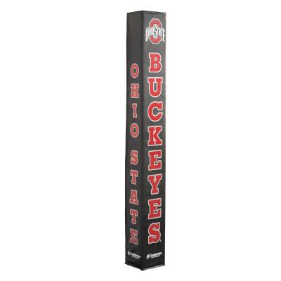 Ohio State (Black Accents) Collegiate Pole Pad