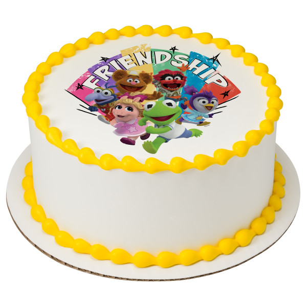 Muppet Babies Friendship PhotoCake® Edible Image®