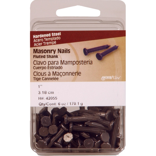Fluted Masonry Nails 1