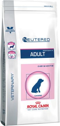 Neutered adult