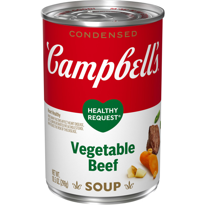 Healthy Request®Vegetable Beef Soup