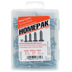 HOMEPAK PHP Sheet Metal Screws Assortment