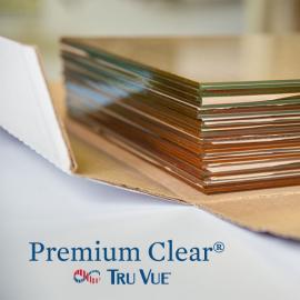 Tru Vue  Premium Clear Glass 24