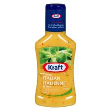 Kraft Golden Italian Dressing, 250mL