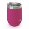 Palisades 11.5 ounce Vacuum Insulated Stainless Steel Tumbler, Peony, 3-piece set slideshow image 2