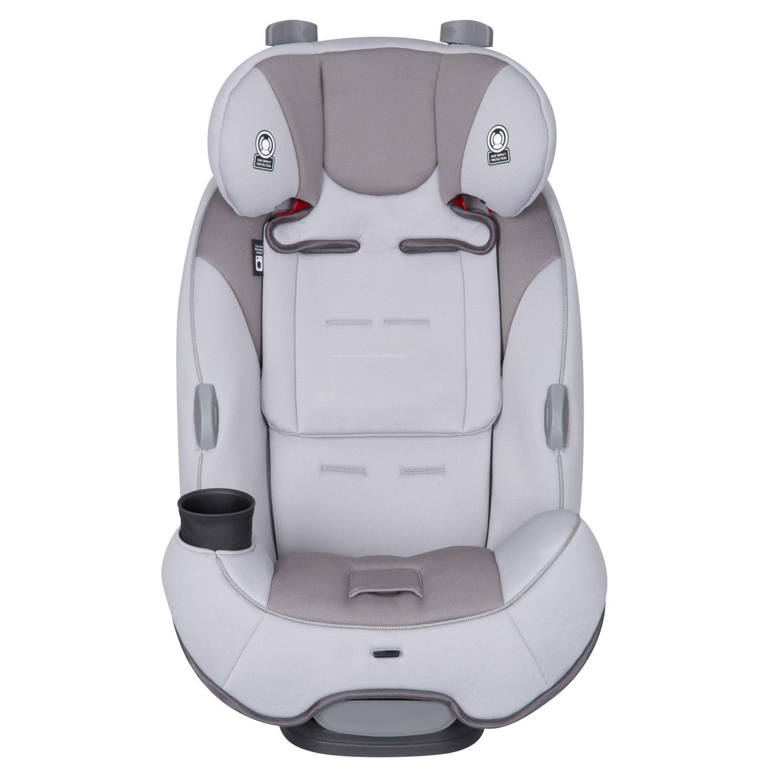 Safety 1st TrioFit 3-in-1 Convertible Car Seat, Cool Grey 5