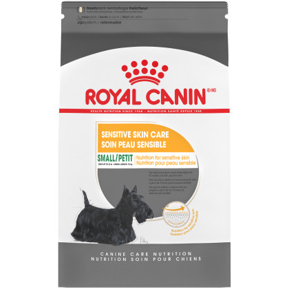 Royal Canin Canine Care Nutrition Small Sensitive Skin Care Dry Dog Food