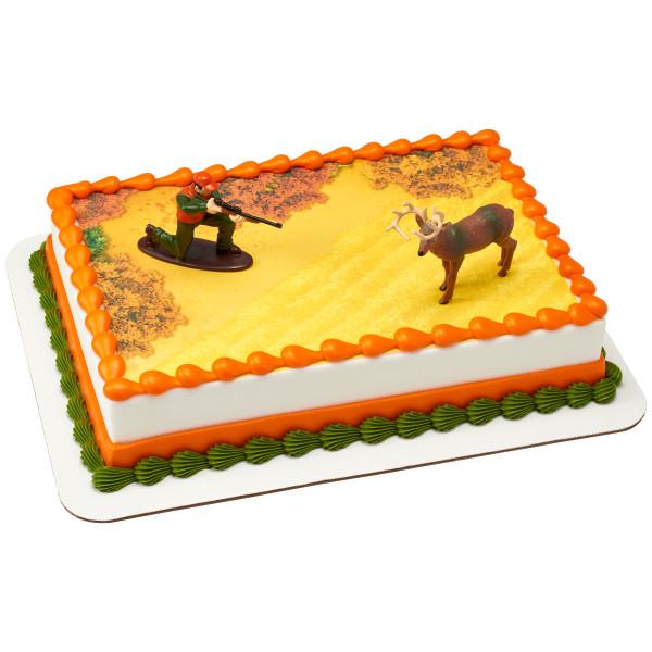 Hunting PhotoCake® Edible Image® DecoSet® Background