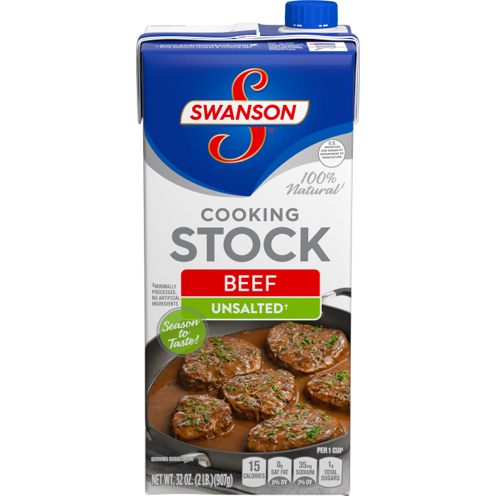 Unsalted Beef Stock
