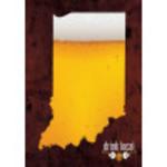 "Aluminum Drink Local IN Beer Sign 10"" x 14"""