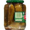 Claussen Deli-Style Hearty Garlic Whole Pickles 32 fl oz Jar