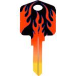 Kool Keys Flame Key Blank