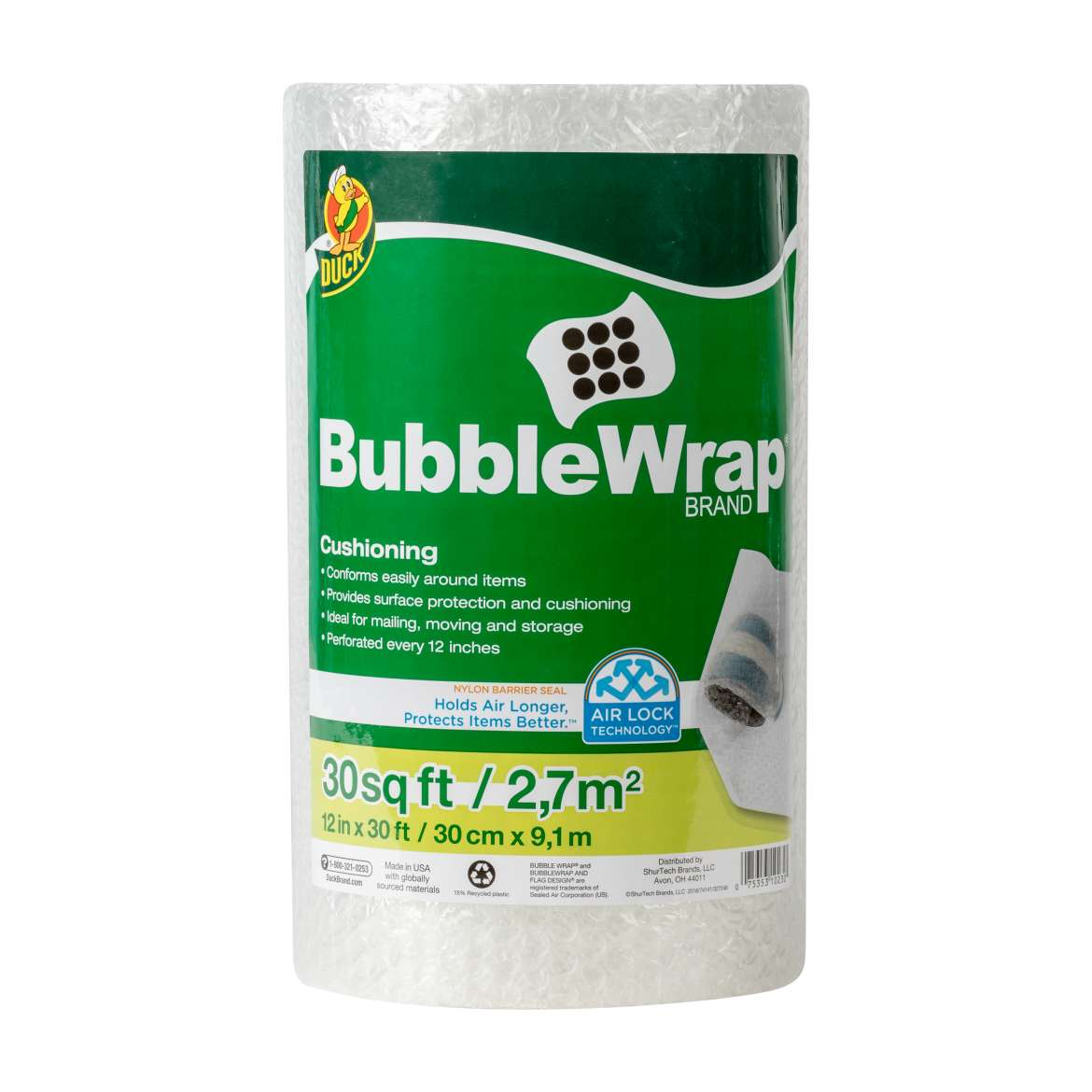 Original Bubble Wrap® Cushioning Image
