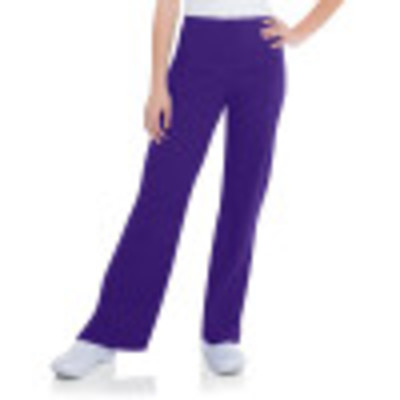Landau Prewashed Scrub Pants Women: 6 Pockets, Stretch, 50/50 Waist, Flare Leg Cargo Medical 2036-
