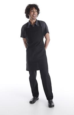 Reversible Essential Multi-Pocket Bib Apron-Chefwear