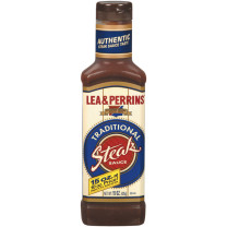Lea & Perrins Traditional Steak Sauce 15 oz Bottle image