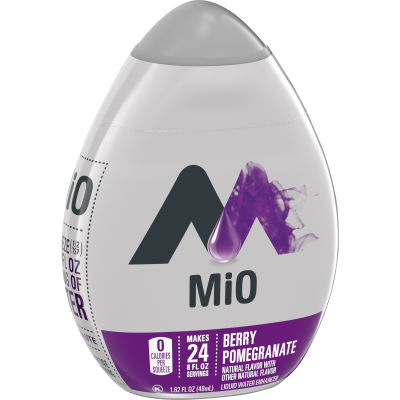 MiO Berry Pomegranate Liquid Water Enhancer, 1.62 oz. Bottle