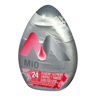 MiO Cranberry Raspberry Liquid Water Enhancer