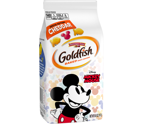Mickey Goldfish