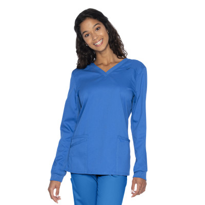 ProFlex NEW Long-Sleeve Scrub Top-Landau