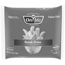 Ore-Ida Steak Fries 6 lb Bag