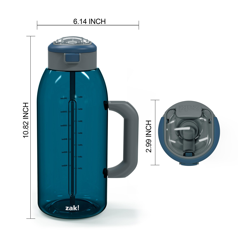 Genesis 64 ounce Water Bottles, Indigo slideshow image 4