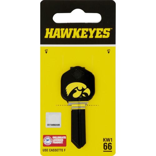 University of Iowa Key Blank