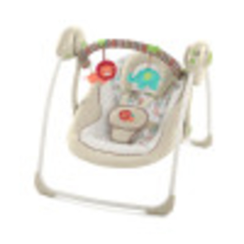 Soothe 'n Delight Portable Swing™ - Cozy Kingdom™