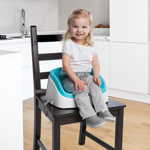 SmartClean Toddler Booster™  - Aqua