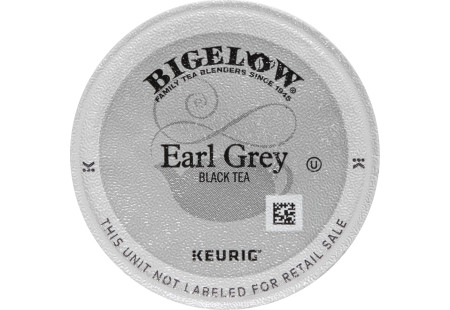 Earl Grey K-Cups - Case of 4 boxes - total of 96 kcups