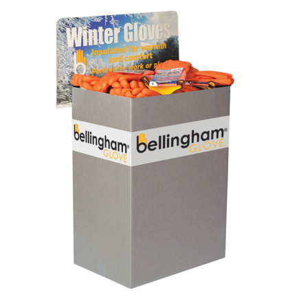 Bellingham Snow Blower™ Glove Half Bin