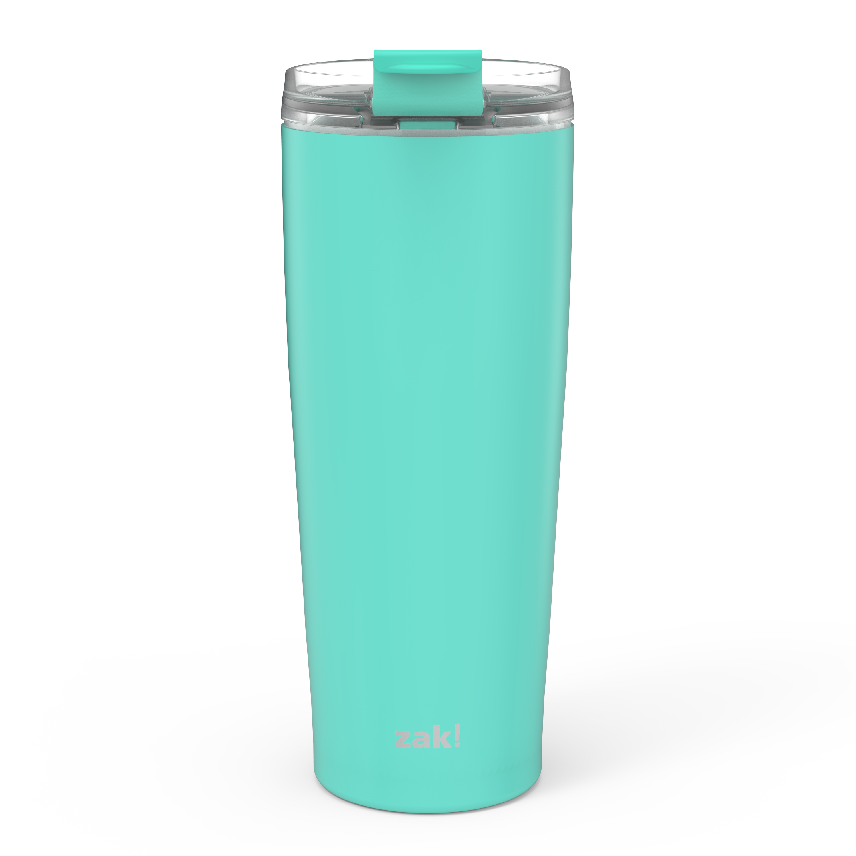 Aberdeen 30 ounce Vacuum Insulated Stainless Steel Tumbler, Green slideshow image 1