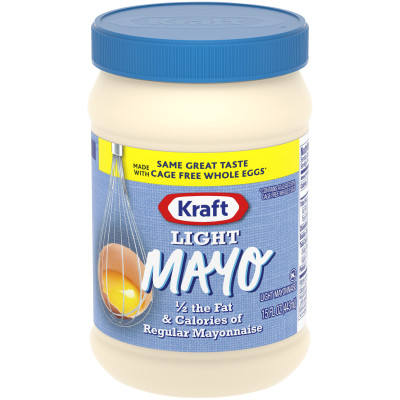 Kraft Mayo Light 15 fl oz Jar