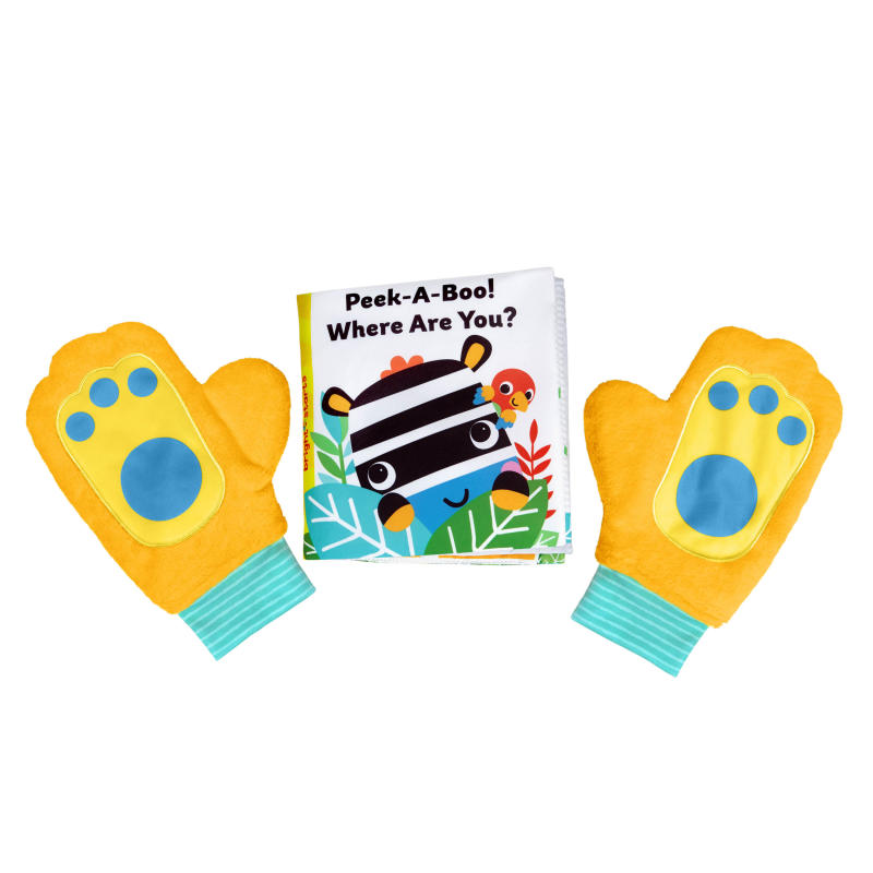 Playful Paws™ Peek-a-boo Storytime Set