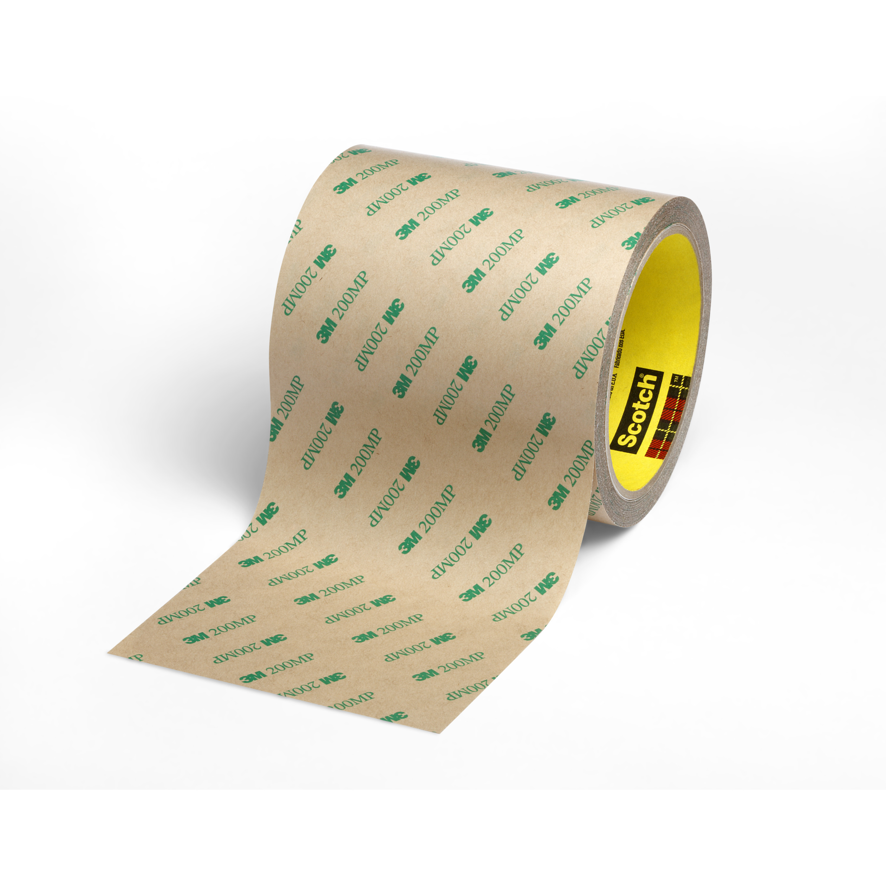 3M™ Double Coated Tape 9495MP, Clear, 5.7 mil, Roll, Config