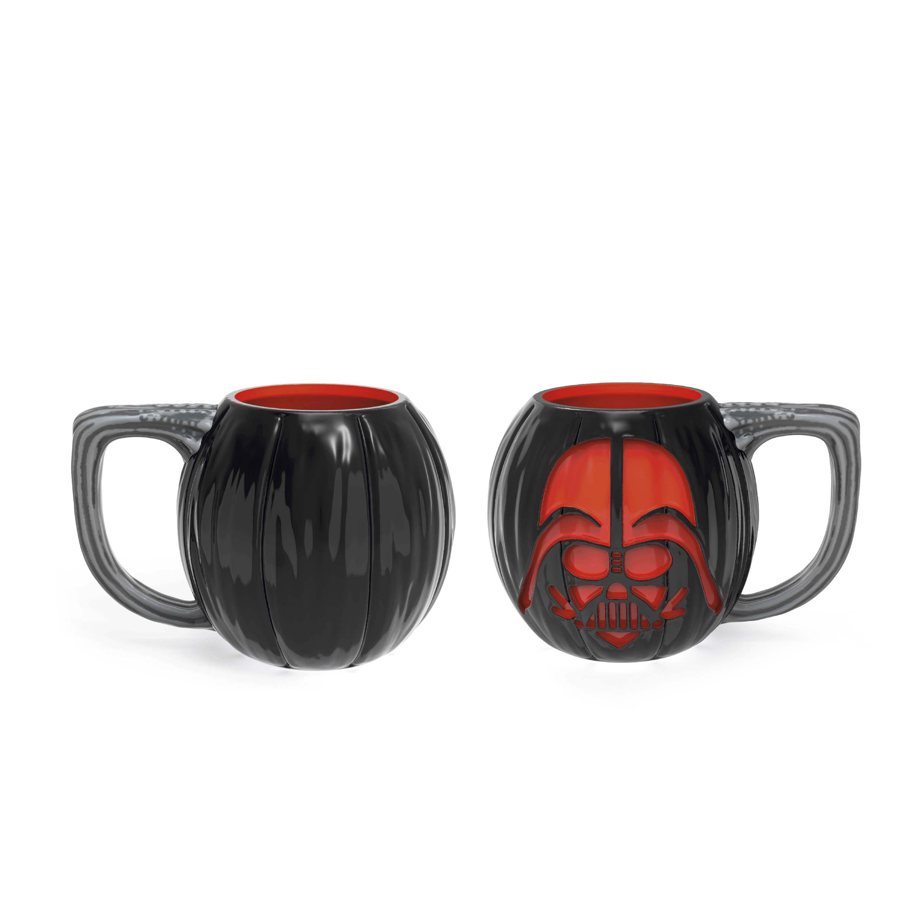 Star Wars 15 ounce Coffee Mug and Spoon, Darth Vader