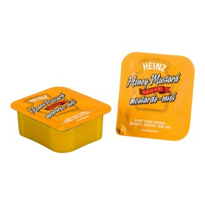 HEINZ Honey Mustard Sauce 25ml 120 image