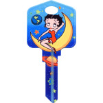 Betty Boop Out of This World Key Blank