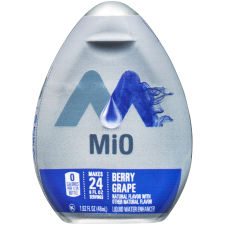 MiO Berry Grape Liquid Water Enhancer 1.62 fl oz Bottle