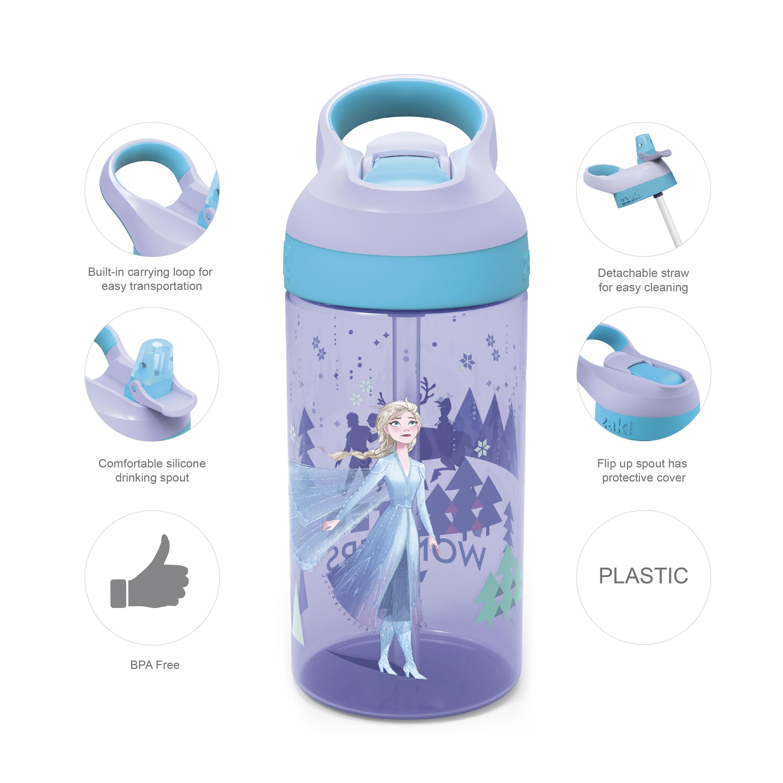 Disney Frozen 2 Movie 16 ounce Water Bottle, Princess Anna slideshow image 7