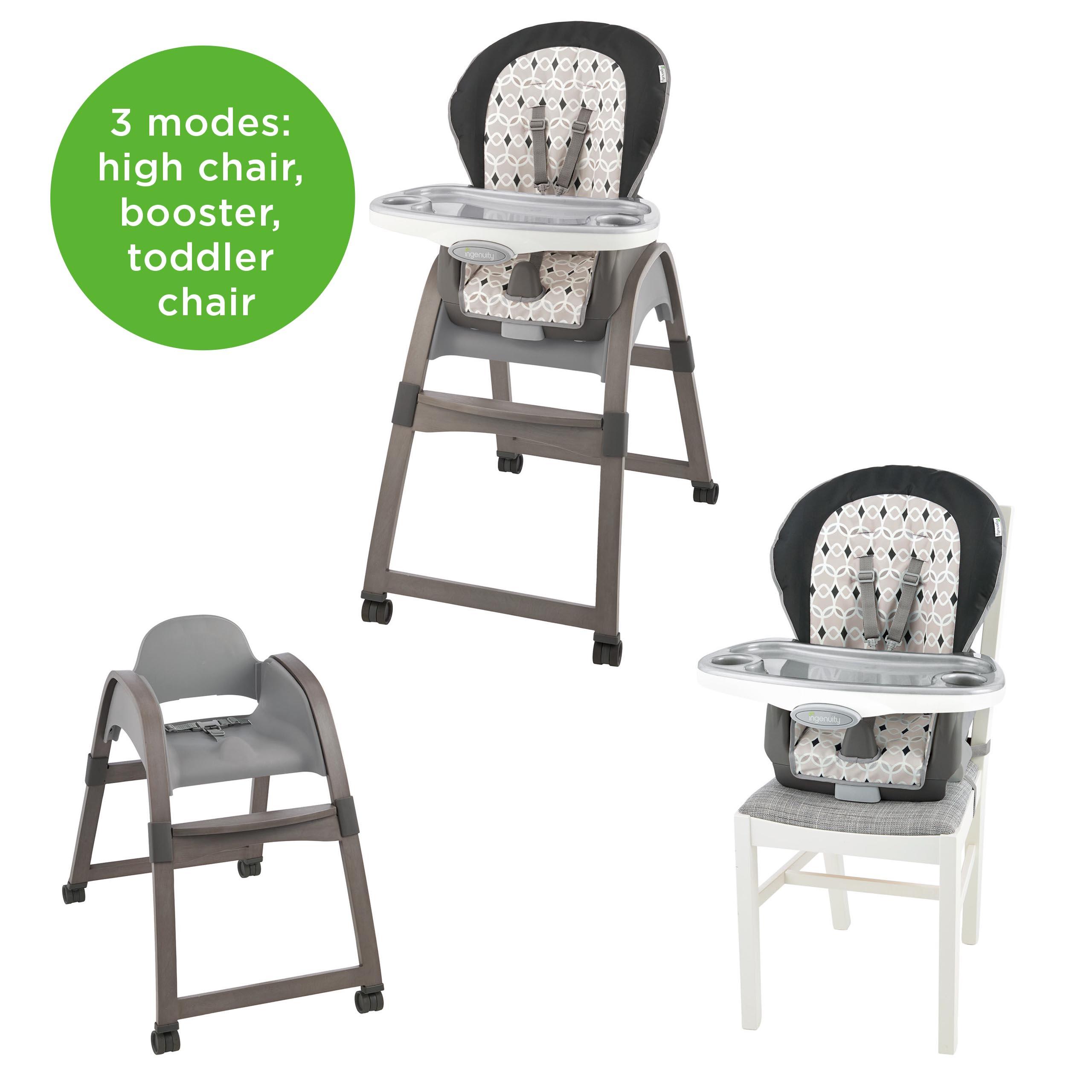Trio 3-in-1 Wood High Chair™ - Ellison