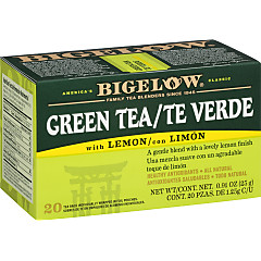 Te Verde con Limon - Case of 6 boxes- total of 120 teabags