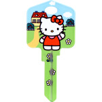 Hello Kitty House Key Blank
