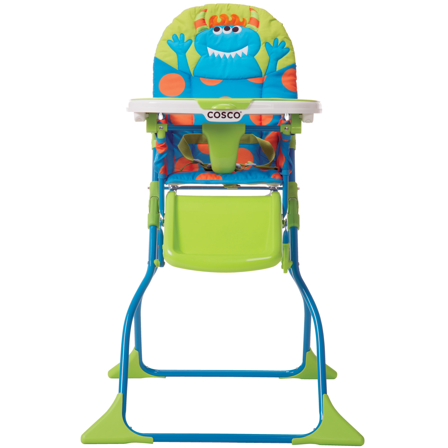 Cosco Simple Fold Deluxe High Chair Ebay