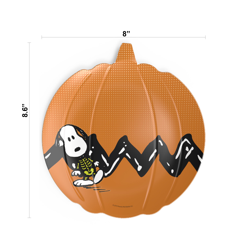 Peanuts Kid's Mealtime Set, The Great Pumpkin, 3-piece set slideshow image 4