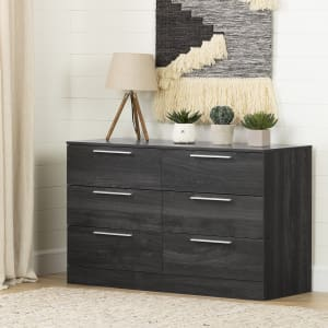 Step One Essential - 6-Drawer Double Dresser