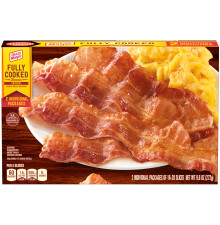 Oscar Mayer Original Fully Cooked Bacon 9.6 oz Box